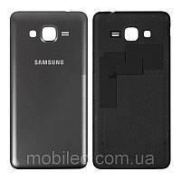 Задняя крышка Samsung G530H Galaxy Grand Prime серая