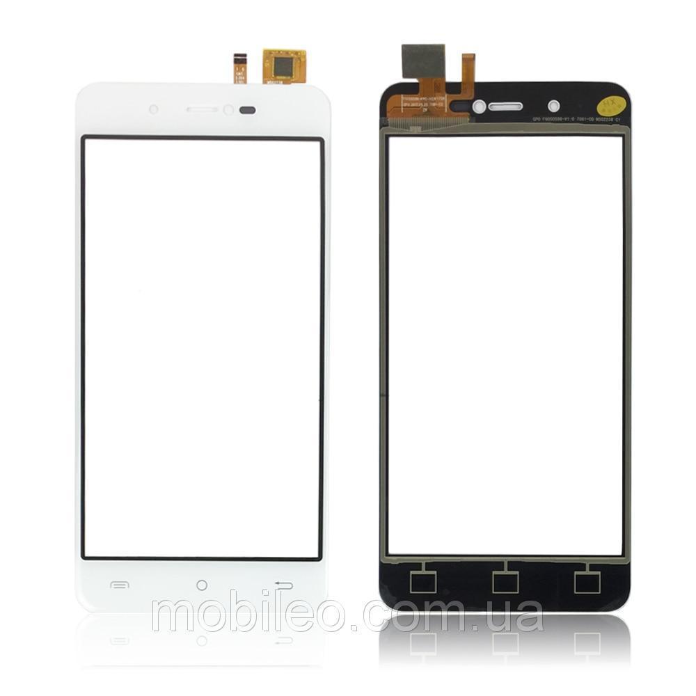 Сенсорный экран (тачскрин) Cubot R9 белый