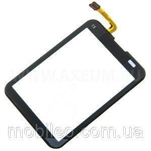 Сенсорный экран (тачскрин) Nokia C3-01 C3-02 чёрный Taiwan orig