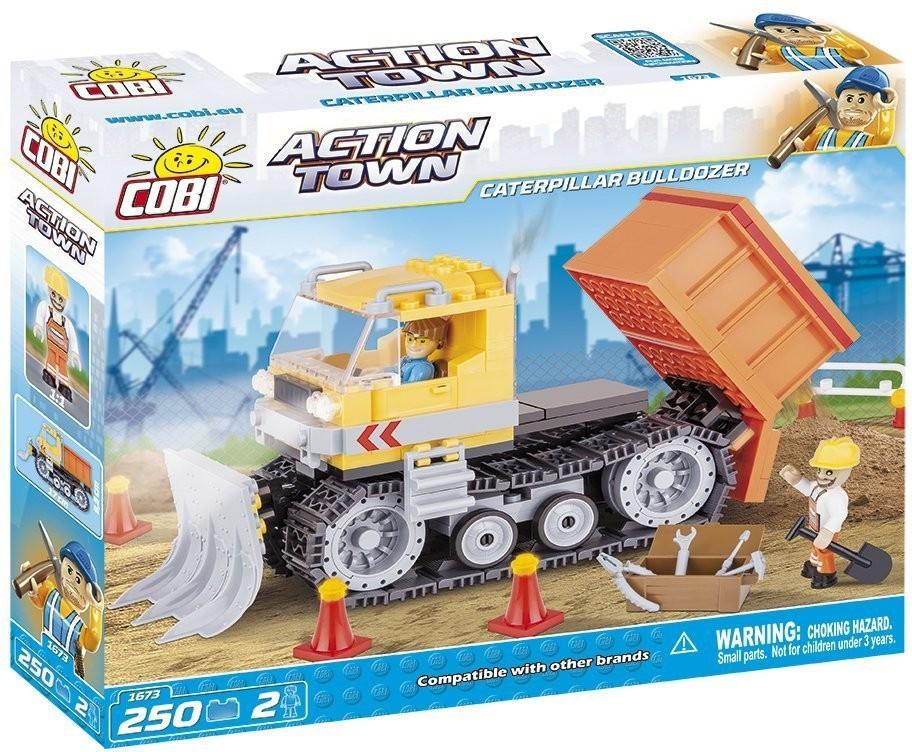 Конструктор Cobi Большой бульдозер 250 деталей (COBI-1673) (5902251016739)