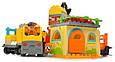 Детский конструктор JDLT 5113 Стройплощадка,  98 дет, фото 2