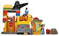 Детский конструктор JDLT 5113 Стройплощадка,  98 дет, фото 4