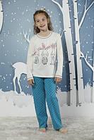 Пижама для девочки 24063 Sexen