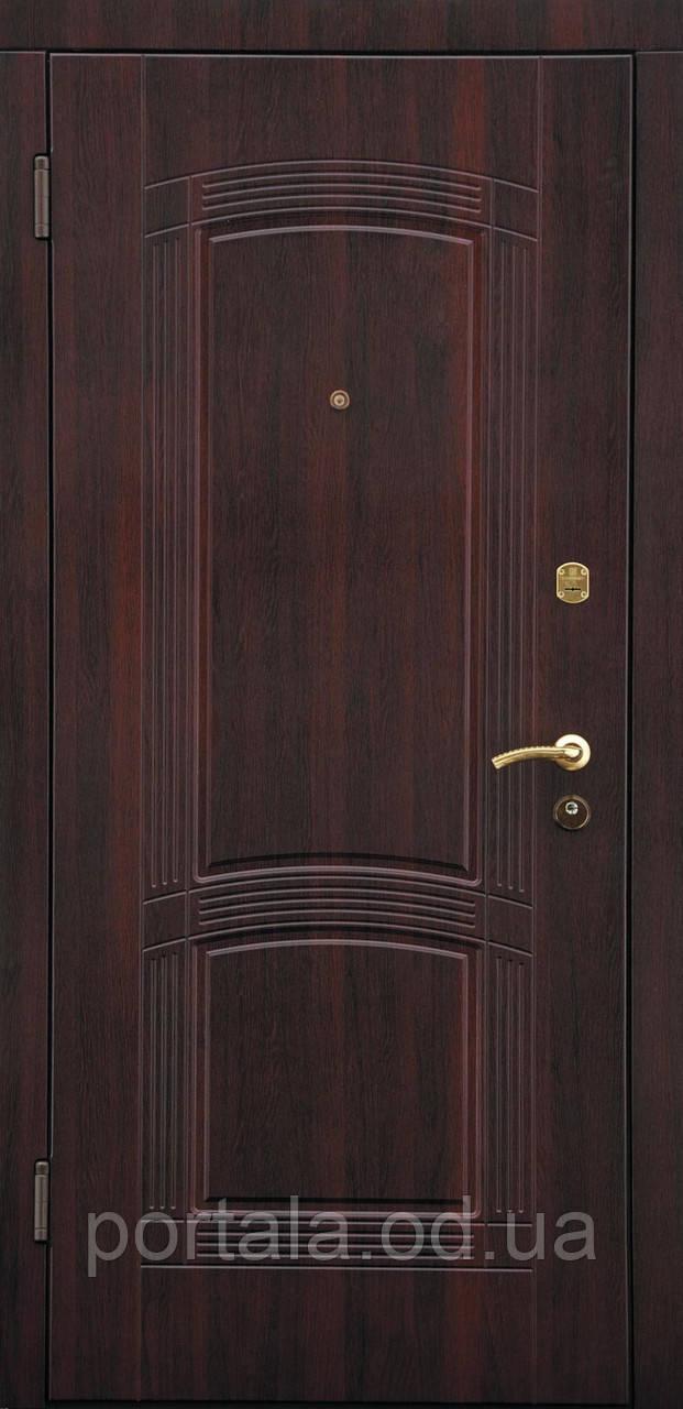 """Сталеві вхідні двері """"Портала"""" (серія Еліт) ― модель Пасаж"""