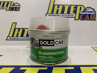 Шпатлевка GOLD CAR  GLASS стекловолокно 0,21кг