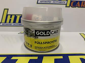 Шпатлевка GOLD CAR FULL универсальная 0,21кг