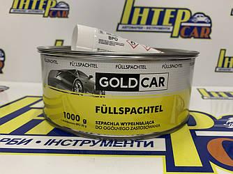 Шпатлевка GOLD CAR FULL универсальная 1,0кг