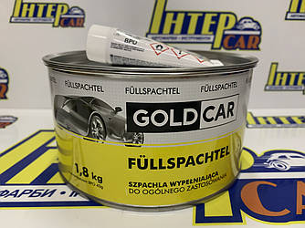 Шпатлевка GOLD CAR  FULL универсальная 1,8кг