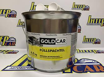 Шпатлевка GOLD CAR FULL универсальная 4,5кг
