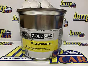Шпатлевка GOLD CAR FULL универсальная 6,0кг