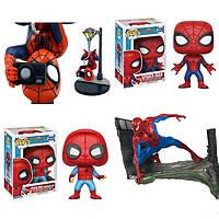 Коллекционные фигурки Фанко Поп Funko Pop Человек-Паук Spider-Man