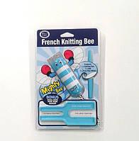Инструменты для вязания Classic Knit French Knitting Bee, набор голубой, фото 1