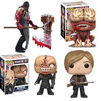 Коллекционная фигурка Фанко Поп Funko Pop Обитель зла Resident Evil