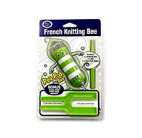 Инструменты для вязания Classic Knit French Knitting Bee, набор зеленый, фото 1