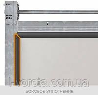 Секционные гаражные ворота WISNIOWSKI UNITHERM ш3000, в2500, фото 2