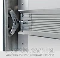 Секционные гаражные ворота WISNIOWSKI UNITHERM ш3000, в2500, фото 6
