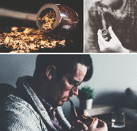 Знакомство с курительной трубкой