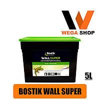 Клей готовый для стеклохолста и обоев Бостик 76 Супер Bostik Wall Super 76 (5л)
