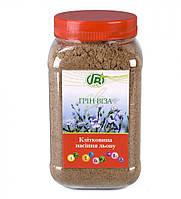 Клетчатка семян льна Грин-Виза | запор дисбактериоз сахарный диабет очищение печени кишечника желчегонное 300г