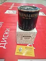 Фильтр масляный на Renault Scenic III 1.9 dCI F9Q Renault (Original 8201059775)