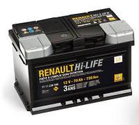 Аккумуляторы Renault Scenic 3