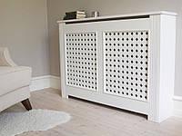 Декоративный деревянный экран, короб, решетка для батарей, радиаторов