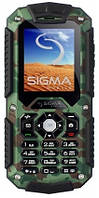 Мобильный телефон Sigma mobile X-treame IT67 Dual Sim khaki