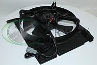 Мотор радиатора (электровентилятор) Lanos (основной) в сборе 96183756 MCH auto group