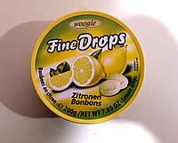 Леденцы Fine Drops лимон 200 г, фото 1