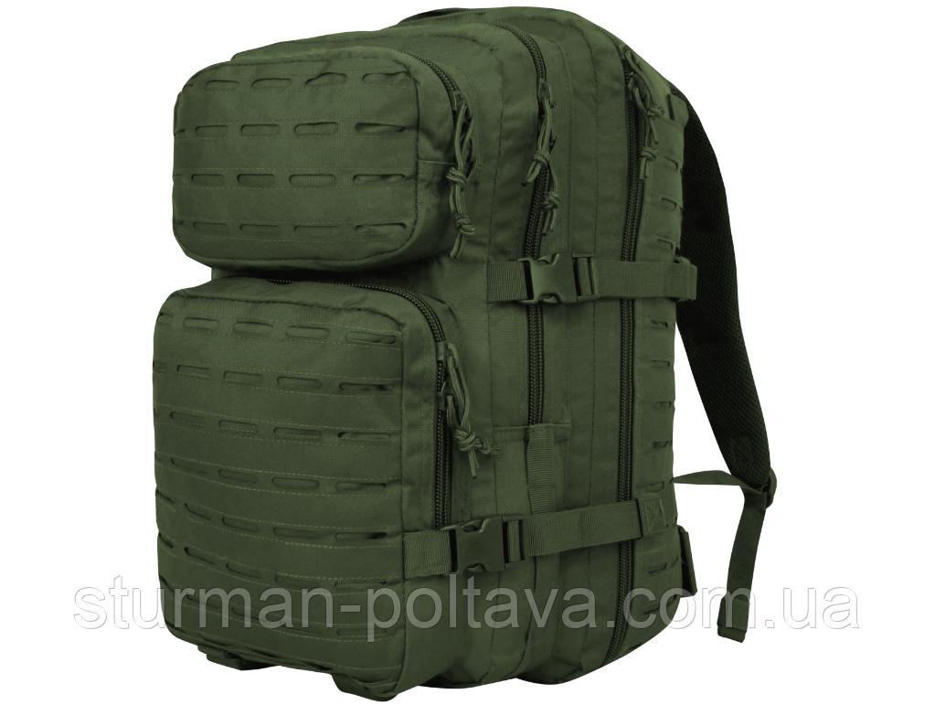 Рюкзак Mil-Tec тактический олива LASER  (М - 25 ) OLIVA    ГЕРМАНИЯ