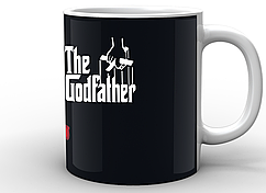 Кружка GeekLand  Крестный отец The Godfather Logo GF.02.006