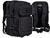Рюкзак тактический  ASSAULT ( L -36 )  черный MiL-Tec    ГЕРМАНИЯ, фото 4