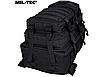 Рюкзак тактический  ASSAULT ( L -36 )  черный MiL-Tec    ГЕРМАНИЯ, фото 6