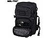 Рюкзак тактический  ASSAULT ( L -36 )  черный MiL-Tec    ГЕРМАНИЯ, фото 5