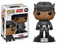 Виниловая фигурка Фанко Поп Финн Funko POP! Star Wars Finn 191