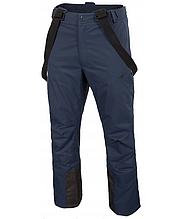 Мужские лыжные штаны 4F 2020 S-XXL dark blue (H4Z19-SPMN012-30S)