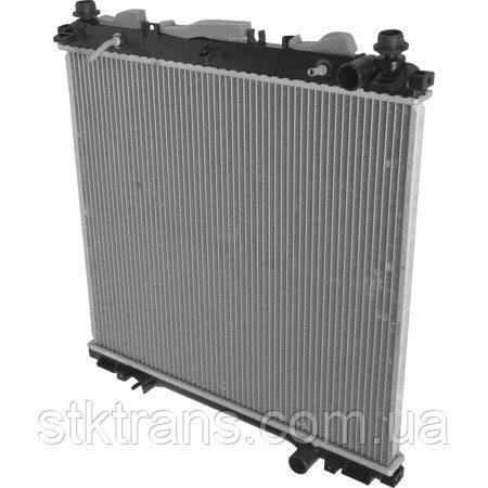 Радиатор DAF CF Euro 6 (без рамы)
