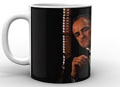 Кружка GeekLand Крестный отец The Godfather The Godfather Corleone GF.02.002