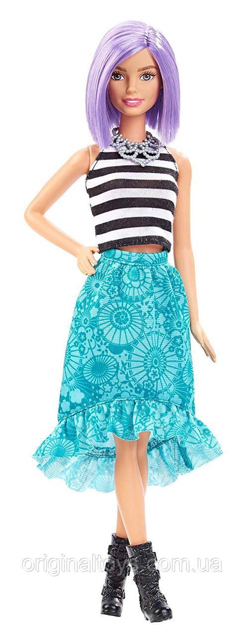 Кукла Барби Модница Barbie Fashionistas 18 Va-Va-Violet 2015 Mattel DGY59