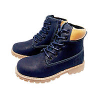Кожаные зимние ботинки Jong Golf (р.32,34,35)