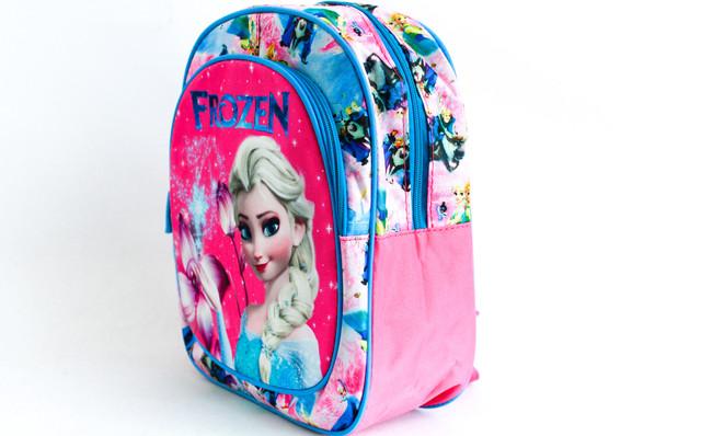 Детский  дошкольный рюкзак для девочек