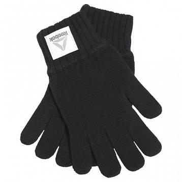 Перчатки Reebok черные Actron Knitted, фото 2