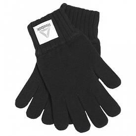 Перчатки Reebok черные Actron Knitted