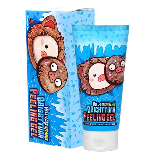 Пилинговый гель для лица Elizavecca Milky Piggy Hell-pore Vitamin Bright turn Peeling Gel 150 мл