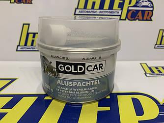 Шпатлевка GOLD CAR ALU с частицами алюминия 0,5кг