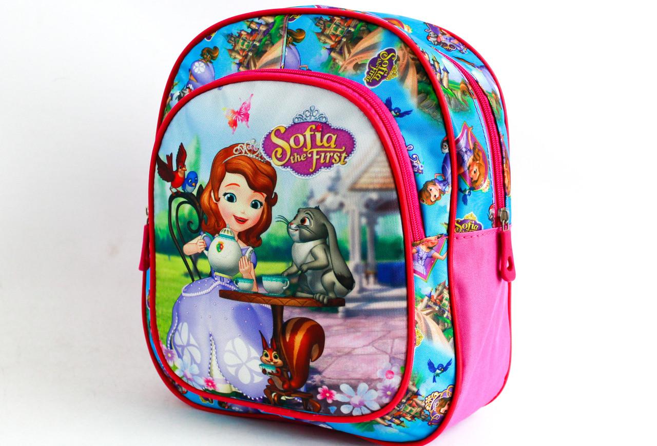 """Детский  дошкольный рюкзак для девочек """" 9748D"""""""
