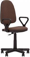 Кресло поворотное Standart GTP Ткань C -24 коричневый для офиса, дома.
