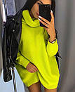 Модный объемный свитер оверсайз oversize, фото 4