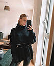 Модный объемный свитер оверсайз oversize, фото 5