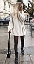 Модный объемный свитер оверсайз oversize, фото 6